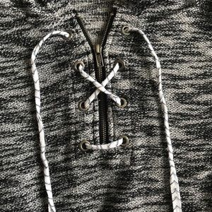 BKE Sweaters - BKE sweater with hoodie